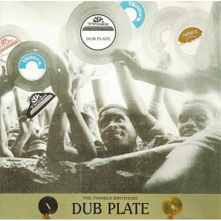 (LP) THE TWINKLE BROTHERS - DUB PLATE