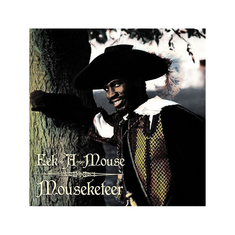 (CD) EEK A MOUSE - MOUSEKETEER