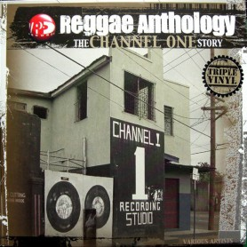 (3xLP) REGGAE ANTHOLOGY - THE CHANNEL ONE STORY