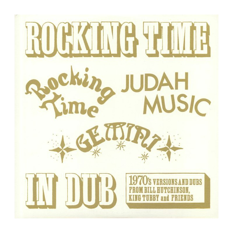 (LP) VARIOUS ARTISTS - ROCKING TIME IN DUB