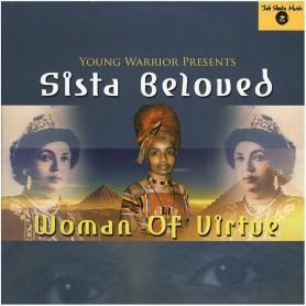 (LP) SISTA BELOVED - WOMAN OF VIRTUE