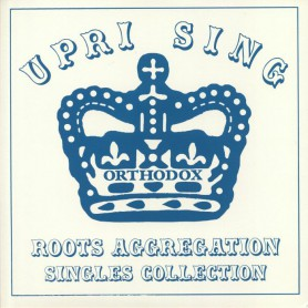 (LP) VARIOUS ARTISTS - UPRISING : ROOTS AGGREGATION SINGLES COLLECTION