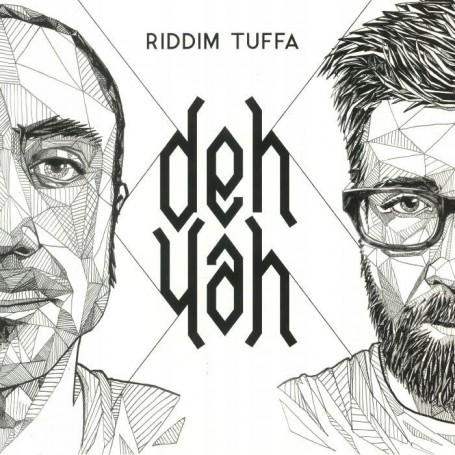 (LP) RIDDIM TUFFA - DEH YAH