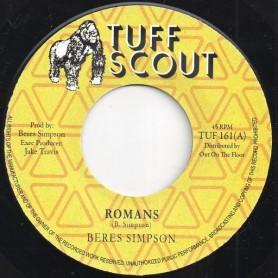 "(7"") BERES SIMPSON - ROMANS / HAMMER'S DUB"
