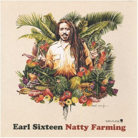 (LP) EARL SIXTEEN - NATTY FARMING SHOWCASE