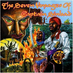 (LP) CAPTAIN SINBAD - SEVEN VOYAGES OF CAPTAIN SINBAD