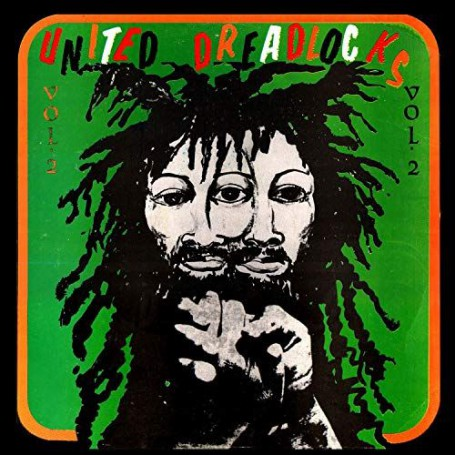 (LP) VARIOUS ARTIST - UNITED DREADLOCKS VOL.2