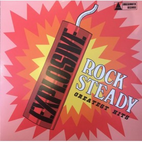 (LP) VARIOUS ARTIST - EXPLOSIVE ROCK STEADY