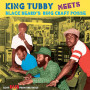 (LP) KING TUBBY MEETS BLACK BEARD'S RING CRAFT POSSE : LOST DUB FROM THE VAULT