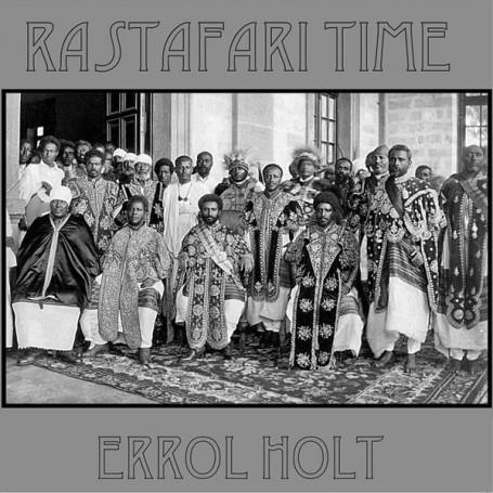 (LP) ERROL HOLT - RASTAFARI TIME
