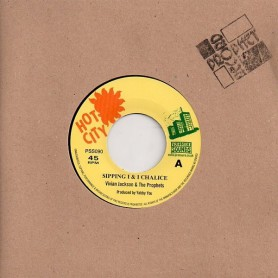 "(7"") VIVIAN JACKSON AND THE PROPHETS - SIPPING I & I CHALICE"