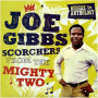 (2xLP) JOE GIBBS REGGAE ANTHOLOGY SCORCHERS FROM THE MIGHTY TWO
