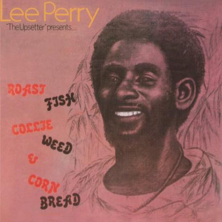 (LP) LEE PERRY - ROAST FISH COLLIE WEED & CORN BREAD