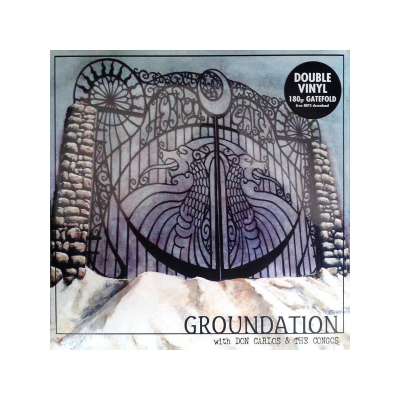 (2xLP) GROUNDATION - HEBRON GATE