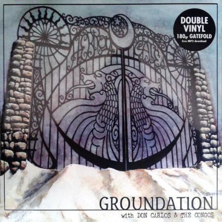 (2xLP) GROUNDATION - HEBRON GATE