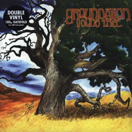 (2xLP) GROUNDATION - YOUNG TREE
