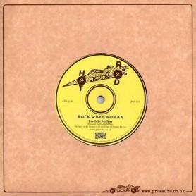"""(7"""") FREDDIE McKAY - ROCK A BYE WOMAN / VERSION"""