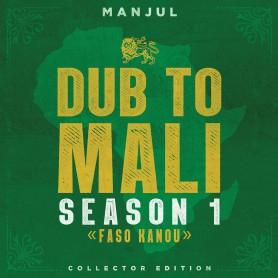 (LP) MANJUL - DUB TO MALI SEASON 1 : FASO KANOU
