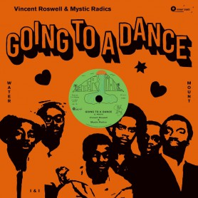 "(12"") VINCENT ROSWELL & MYSTIC RADICS - GOING TO A DANCE / APPLE OF MY EYE"