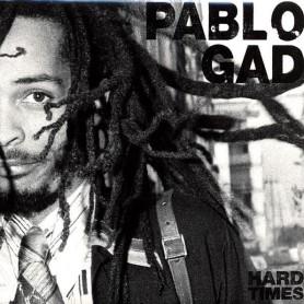 (LP) PABLO GAD - HARD TIMES