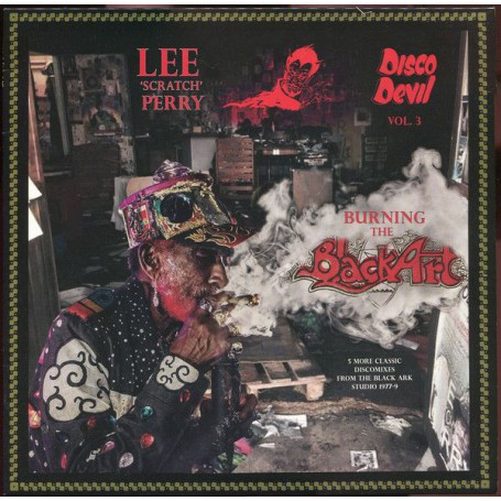 (LP) LEE SCRATCH PERRY - DISCO DEVIL VOL.3