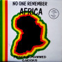 (LP) PRINCE MUHAMMED (G. NOOKS) - NO ONE REMEMBER AFRICA