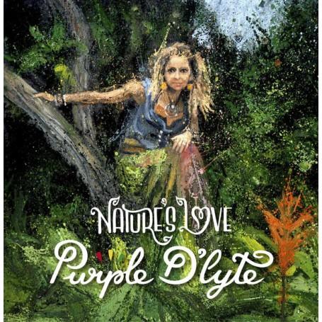 (LP) PURPLE D'LYTE - NATURE'S LOVE