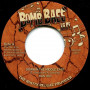 """(7"""") RAS TEO - DOWN IN THE MIDDLE OF THE EAST / LONE ARK RIDDIM FORCE - MIDDLE EAST DUB"""