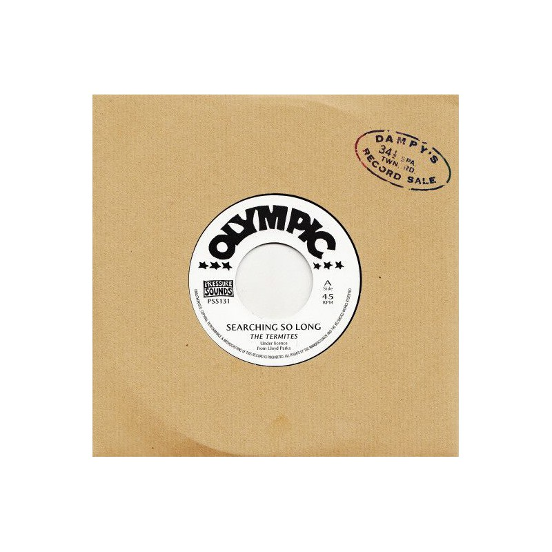 "(7"") THE TERMITES - SEARCHING SO LONG / NIOGHT CURFEW"