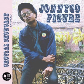 (LP) JONNYGO FIGURE - CRUCIAL SHOWCASE (EXTENDED)