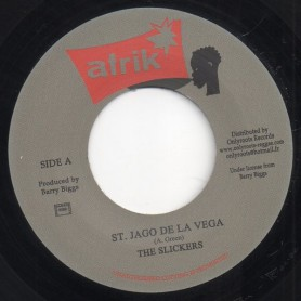 "(7"") THE SLICKERS - ST JAGO DE LA VEGA / VERSION"