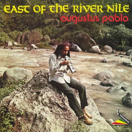 (LP) AUGUSTUS PABLO - EAST OF THE RIVER NILE