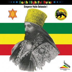 (LP) AUGUSTUS PABLO - EARTH RIGHTFUL RULER