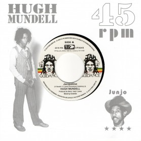 "(7"") HUGH MUNDELL - JACQUELINE / ROOTS RADICS - DANGEROUS MATCH THREE"