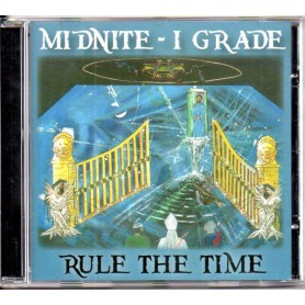 (CD) MIDNITE I GRADE - RULE THE TIME