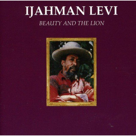 (CD) I JAH MAN LEVI - BEAUTY AND THE LION