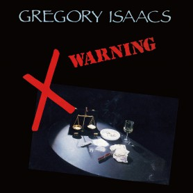 (LP) GREGORY ISAACS - WARNING