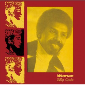 (LP) BILLY COLE - WOMAN