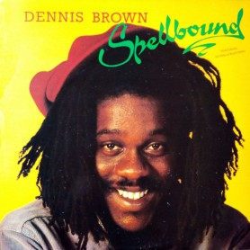 (LP) DENNIS BROWN - SPELLBOUND