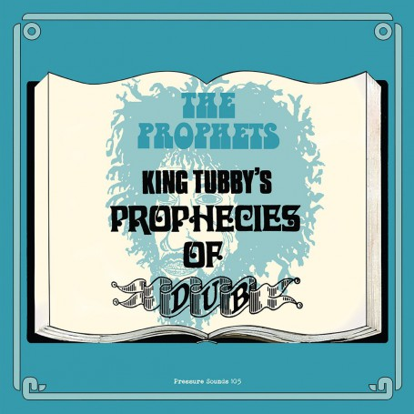 (LP) THE PROPHETS - KING TUBBY'S PROPHECIES OF DUB