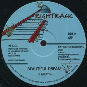 "(12"") HORACE MARTIN - BEAUTIFUL DREAM / JAH JAH CHILDREN"