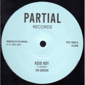 "(10"") VIN GORDON - KOJO HOY / KOJO DUB"