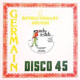 """(12"""") CULTURAL ROOTS - DRIFT AWAY FROM EVIL / THE REVOLUTIONARIES - DRIFT AWAY DUB"""