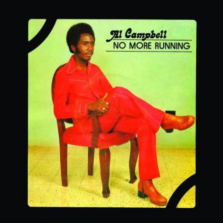 (LP) AL CAMPBELL - NO MORE RUNNING