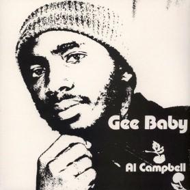 (LP) AL CAMPBELL - GEE BABY