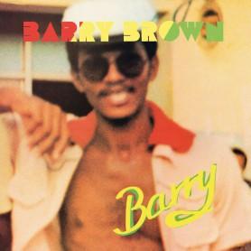 (LP) BARRY BROWN - BARRY
