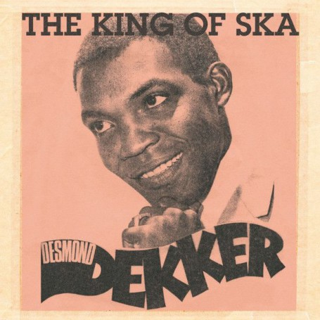 (LP) DESMOND DEKKER - THE KING OF SKA