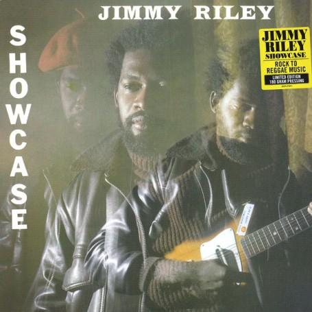 (LP) JIMMY RILEY - SHOWCASE