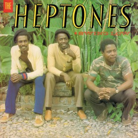 (LP) HEPTONES - SWING LOW