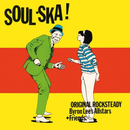 (LP) BYRON LEE'S ALLSTARS - SOUL SKA